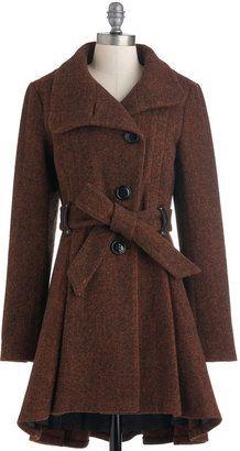 ShopStyle: Steve MaddenBrownstone Boulevard Coat