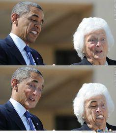 #obama #face