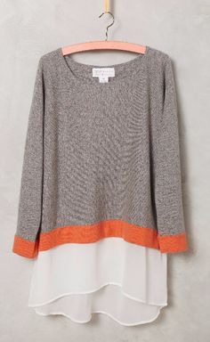 Confetti Cashmere Pullover