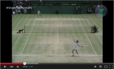 In Swedish tennis champion Bjorn Borg survived the greatest tie-break in Wimbledon history to claim his fifth Championships title. Tie Break, Bjorn Borg, Wimbledon, Tennis, Fans, Followers