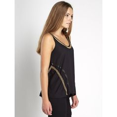 Top with beads / 5209-56