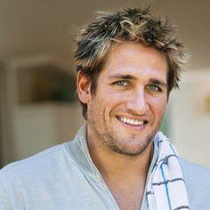 Aussie celebrity chef... Curtis Stone....