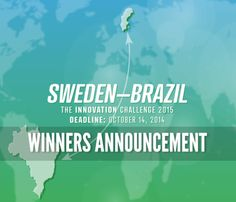 Winner of Brazilian Competition Awarded with Grand Prize Excursion to Sweden