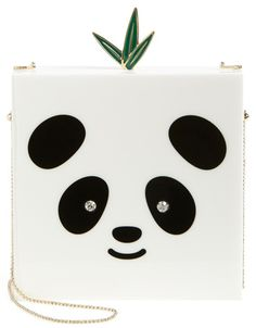 Awww. Even if quirky is not your thing, you can't deny that there is something sweet about the Charlotte Olympia Bao Bao Matchbox Clutch