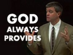 Paul Washer Testifies to How God Always Provides - YouTube... A must watch. It is so inspiring and puts everything into perspective. Are you living life for CHRIST and the furthering of His Kingdom... Or your own. Please watch... It really is amazing, humbling, encouraging, and most importantly, challenging to your faith. You say you're a Christian... Watch this and then put it into practice....