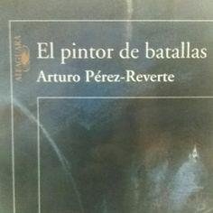 """Como es usual en un libro de Arturo Pérez Reverte, una vez empezada la lectura, no se puede dejar. En """"el Pintor de Batallas"""" un fotógrafo, un rostro del pasado y el fresco de una batalla, se dan cita."""