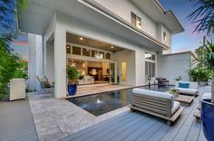 South Tampa Modern Homes For sale coolest modern home | South Tampa ...