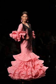 Traje de Flamenca - Lina - Simof-2015