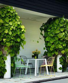 Sled base steel #garden #chair RESÖ by Skargaarden   #design Matilda Lindblom @Skargaarden
