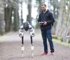 Cassie Bipedal Robot May Soon Deliver Your Packages