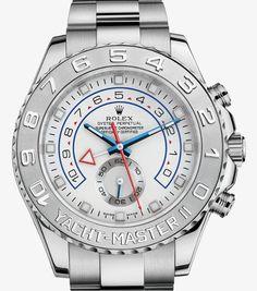 Часы Rolex Oyster Perpetual Yacht-Master II – Легендарная функциональность, точность и надежность   LuxuriousWatches.ru
