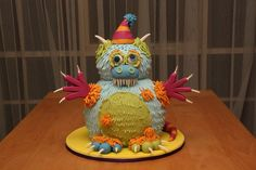 10 Awesome Monster Cakes!