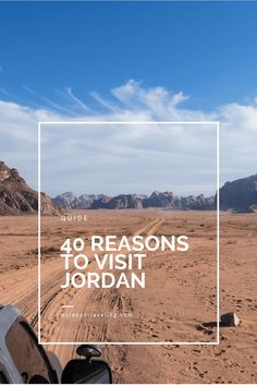 Petra is without a doubt the number one attraction in Jordan. However, beyond Petra there are countless other things to discover throughout the country.