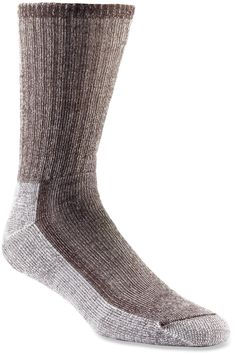 Famous for keeping feet happy—SmartWool Hiking Socks.