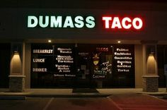 Dumas's Taco Co. - Tomball, Texas