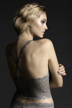 Sleepless Bralette & Briefs @herapparel #bralette #lingerie