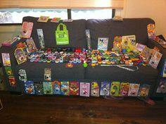 Huge Tamagotchi collection (PixelPettingZoo.blogspot.co.uk, 2014)