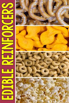 Thinking about trying out edible reinforcers in the classroom? Check out this post to learn when to implement, who benefits from them, and how to fade these reinforcers successfully in the classroom. Click the pin to read more! Calendar Skills, Calendar Time, Interactive Poster, Work Folders, Token Economy, Center Rotations, How To Fade, Voice Levels, Create A Calendar