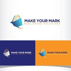 Publishing contest logo winner Creative Design, My Design, Logo Design, Examples Of Logos, Clever Logo, One Logo, Education Logo, Make Your Mark, Create A Logo
