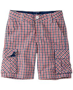 All Out Cargo Shorts from #HannaAndersson.