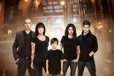 The Lightwood Family