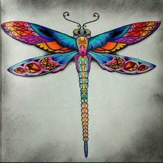 Fabulous Guides Dragonfly Drawing Color Dragonfly Color Drawing Royalty Free Vector ImageBack To 34 Alluring Recommendations Dragonfly Drawing ColorDragonfly Drawing Color Dragonfly In Colored Pencil Dragonfly Drawing, Dragonfly Tattoo Design, Dragonfly Art, Butterfly Art, Tattoo Designs, Butterflies, Dragonfly Illustration, Dragonfly Images, Monarch Butterfly