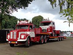 Cool Trucks, Big Trucks, Truck Art, Old Tractors, Transporter, Custom Trucks, Classic Trucks, Semi Trucks, Heavy Equipment