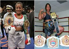 What if Laila Ali vs. Ann Wolfe would have happened? Who wins this fight?   http://www.potshotboxing.com/?p=7057