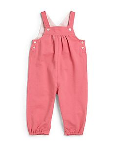 Burberry Infant's Cotton Overalls
