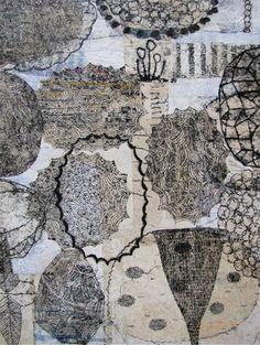 Eva Isaksen - Printmaker and Collage Artist - Seattle WA