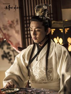 Yoo Ah In • Six Flying Dragons