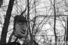 Watcher In The Woods 1 - Bw by wagn18.deviantart.com on @deviantART