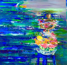 Shades / Yolanda Velásquez / Colombian artist Shades, Abstract, Artist, Artwork, Painting, Colombia, Summary, Shutters, Work Of Art