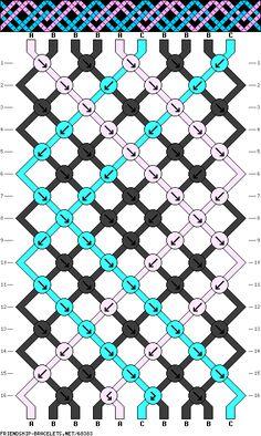 10 Strings, 3 Colors