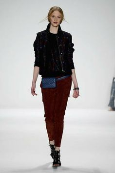 [FASHION WEEK] Rebecca Minkoff :: Fall 2014