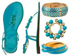 #Turquoise accessories