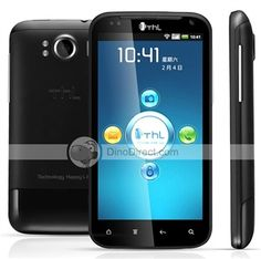 DinoDirect.com supplied the best products you like.THL W3 android smart phone uses SGX531 GPU MTK6577 Cortex A9 dual core processor, clocked at 1GBHz frequency, 1G RAM 4GB ROM storage, 4.5 inch multi points capacitive touch screen, equipped with android 4.0.3 system, built in 8.0 MP camera on the back, 2.0 PM in the front,dual card dual standby,support WIFI, 3G, GPS and G-sensor.