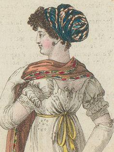 Inspiration – Regency sleeves | Atelier Nostalgia
