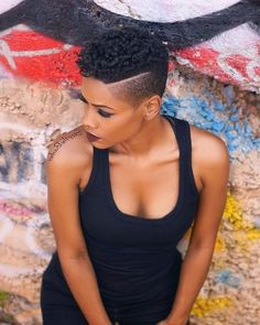 African American Short Haircuts 2019 ▷ 1001 Ideas for Gorgeous Short Hairstyles for Black Women Black womens Hairstyles Weave Black womens Hairstyles Long Black womens Hairstyles Natural Black womens Hairstyles Ponytails 394135404892512067 Short Haircut Styles, Short Hair Styles Easy, Short Hair Cuts, Curly Short, Black Women Short Hairstyles, Easy Hairstyles For Medium Hair, Short Black Haircuts, Relaxed Hairstyles, Undercut Hairstyles