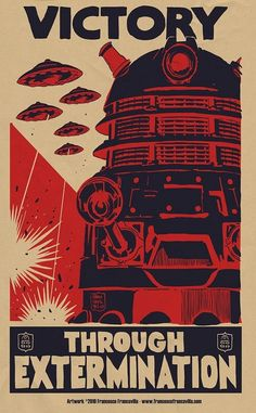 Daleks will be victorious