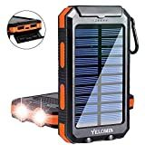 Some solar chargers have USB port which can be used for charging. But, some devices are more power hungry and will require an adapter for fast and effective charging. So, go on and hover the cursor and scroll down the top 10 best solar phone chargers. Solar Powered Phone Charger, Solar Phone Chargers, Solar Charger, Usb, Packing, Compass, Outdoor, Bag Packaging, Outdoors