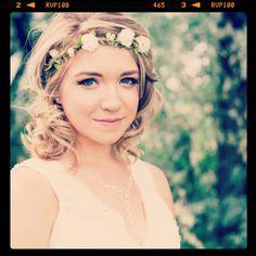 Bohemian bride #wedding