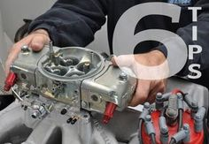 Check out our top six carburetor tuning tips before jumping under the hood to tune your carburetor.