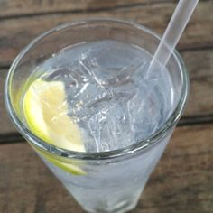 Nothing like a cold Gin & T after a long day at work.