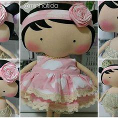 Tilda Toy por Roberta Rodrigues . Encomenda (81)98824-4076 . #tilda #tildinha #tildatoy #bonecadepano #tildatoys #feitocomamor #feitocomcarinho #mãedemenina #gravidez #coisasdemenina #maternidade #fofura #chádebebê #decoração #doll #dolls #tildaworld #costurinhas #princesas #newborn #atelie #artesanato #recemnascido #futuramamae #tonefinnanger #vestidodeboneca #meumundocorderosa #maedeprincesa #maecoruja