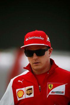 KIMI <3 2014 F1 Pre Season Test 2 - Sakhir [Bahrain]   From: https://www.facebook.com/kimiraikkonen