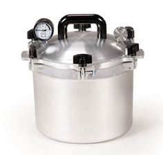 All American pressure cooker and canner.