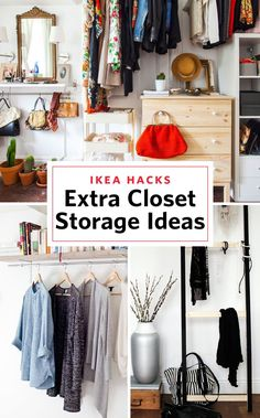 When space is tight and money's even tighter, IKEA is our happy place. Browsing the $30 wheeled carts and the $10 towel racks (both spotted above), it suddenly seems possible that we can actually afford a stylish, organized home.