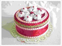 scatola torta velluto. Barocca Laura
