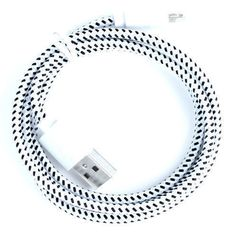 Braided-1M-2M-3M-8-Pin-USB-Sync-Data-Charger-Cable-For-iPhone-5-5s-6-plus-Ipad
